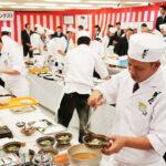 自慢の職人が日本料理の技競う/がんこフードサービス