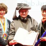ヤマザキマリ氏が日本人3人目のプロテクトゥール/ギルド・クラブ・ジャポン
