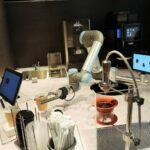 ついにロボットカフェが登場/UCC