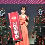 AAA・宇野実彩子が〝ポジティブ〟全開にダンスステージ/日本コカ・コーラ