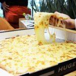 「ニューヨーカー 1キロ ウルトラチーズ」が復活/ドミノ・ピザ