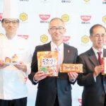 クインビーガーデンとコラボ商品/日清シスコ
