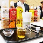 滋賀工場の大人向け紅茶セミナーが好評/キリンビバレッジ