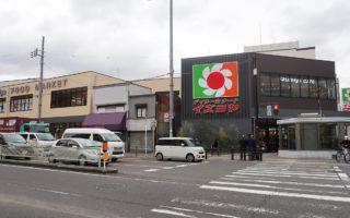 1号店をSMに建て替え~令和3年に100周年迎える/イズミヤ