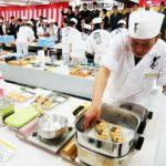 第15回日本料理コンテスト決勝大会/がんこフードサービス