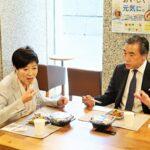 東京都とフレイル予防で情報発信/ファミリーマート