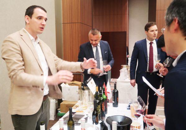 外交150周年記念でワインセミナー/ハンガリー大使館