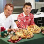 勝俣さんも絶賛の味わい/ドミノ・ピザ