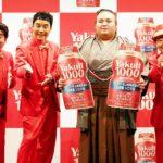 「Yakult1000」テレビCMに大関・貴景勝/ヤクルト本社