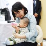 乳児用液体ミルクに便利な専用乳首が登場/江崎グリコ
