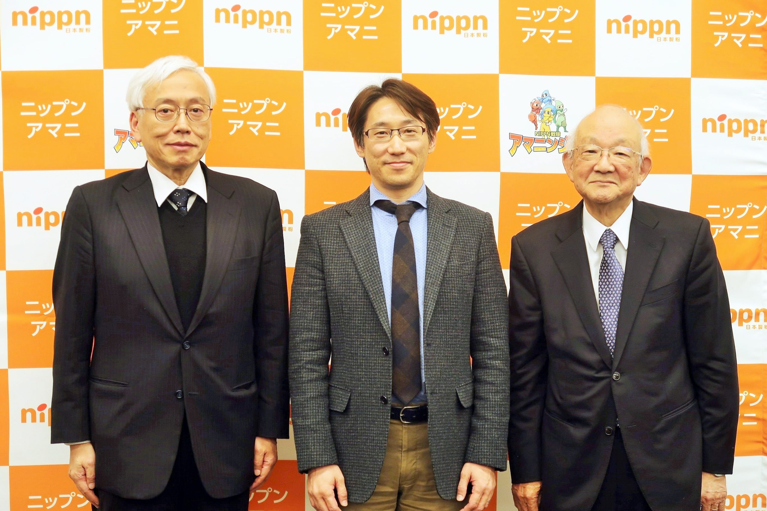 第12回アマニ&マスリン酸フォーラムセミナー/日本製粉