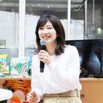 アンバサダー潮田玲子さんがトークショー/東洋水産
