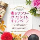 季節のお花をプレゼント/UCC