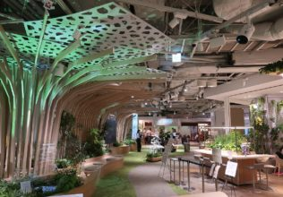 五感に訴える空間技術で新生活スタイルを提案/パナソニックセンター大阪
