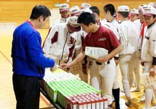 豆乳で未来のアスリートをサポート/日本豆乳協会