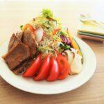 8月31日〝野菜の日〟てんこ盛りサラダで笑顔を!/サラダクラブ