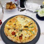 世界の厳選チーズを1枚で堪能/ドミノ・ピザ