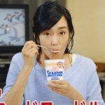 """""""ほぼイカ""""が入って新しくなったシーフードヌードル/日清食品"""