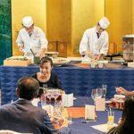 梅田のホテルが個人宴会プランに挑戦