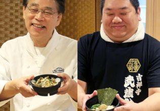 新麺メニューが続々登場/かっぱ寿司