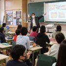 「だしで味わう和食の日」公開出前授業/和食文化国民会議