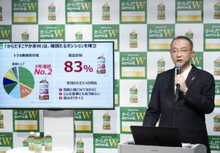 日本初の記憶力対策飲料/コカ・コーラ