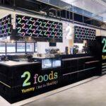 国内初のPBFファストフード店「2foods」がオープン/TWO