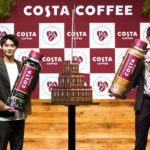 磯村勇斗、ハリー杉山がバリスタに挑戦/コカ・コーラ