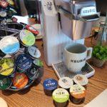 有名カフェとのコラボ加速で高まる存在感/カップス