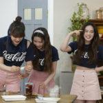 NiziUが夏をテーマに「Coke mix」に挑戦/コカ・コーラ