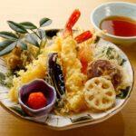 「ぐるなび」加盟の東西60店で天ぷらメニュー/昭和産業