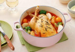 今年のトレンド鍋はムダなく使う「まるごと鍋」/ぐるなび